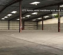 1272 square meter warehouse Hidd