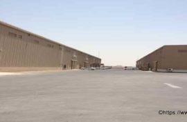 low rent warehouses