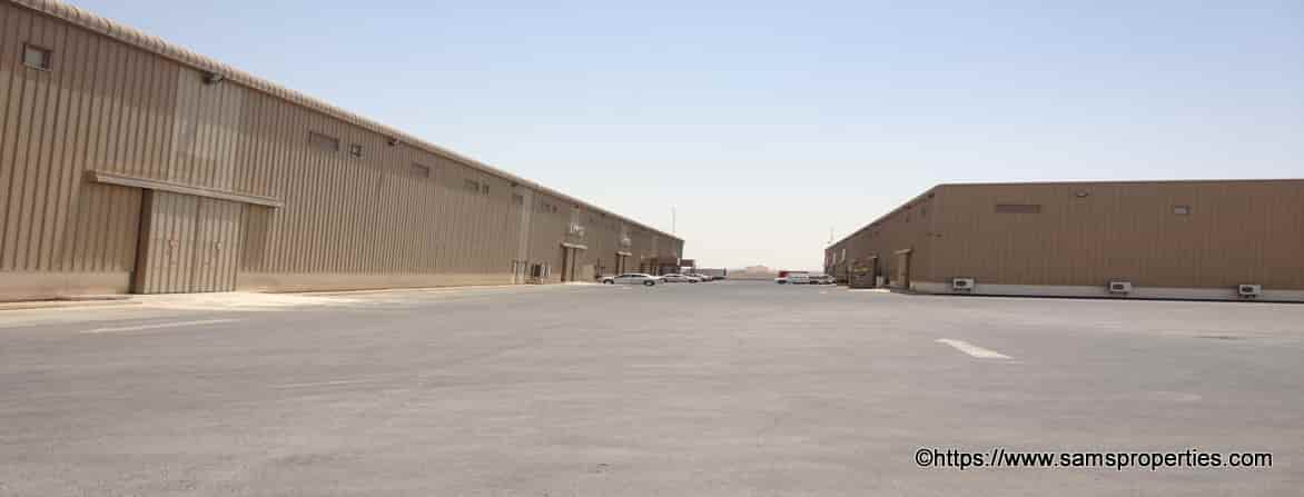 low rent warehouses