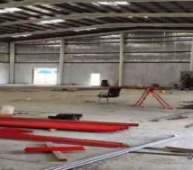 industrial workshop rent