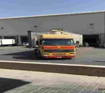 logistic centre rent