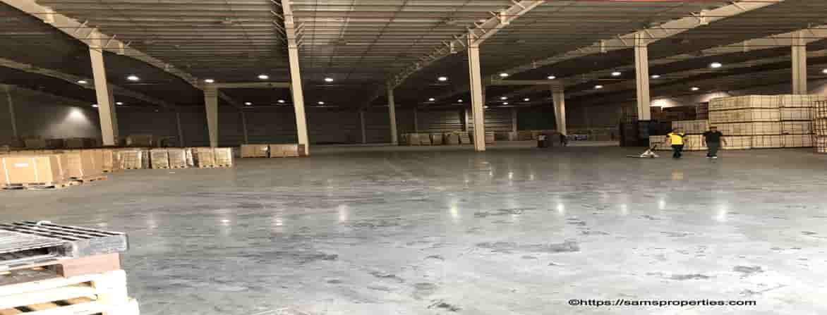 warehouse rent