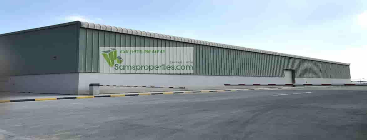 warehouse workshop bahrain