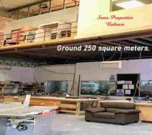 warehouse lease