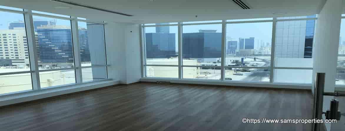 Office Space Rental In Seef. 168 Square Meters