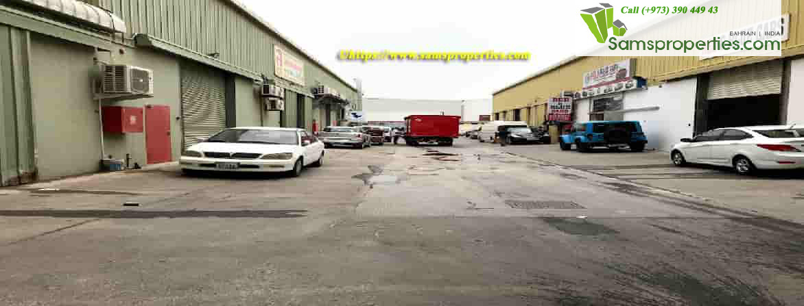 warehouse lease
