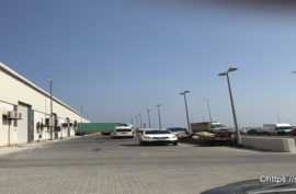 bahrain seaport warehouses