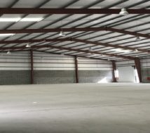 temperature control warehouse rent
