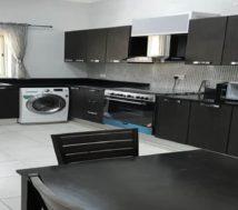 furnished staff accommodation