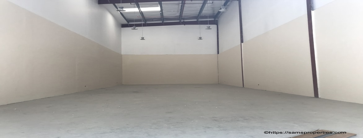 low rent warehouse