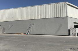 small warehouses