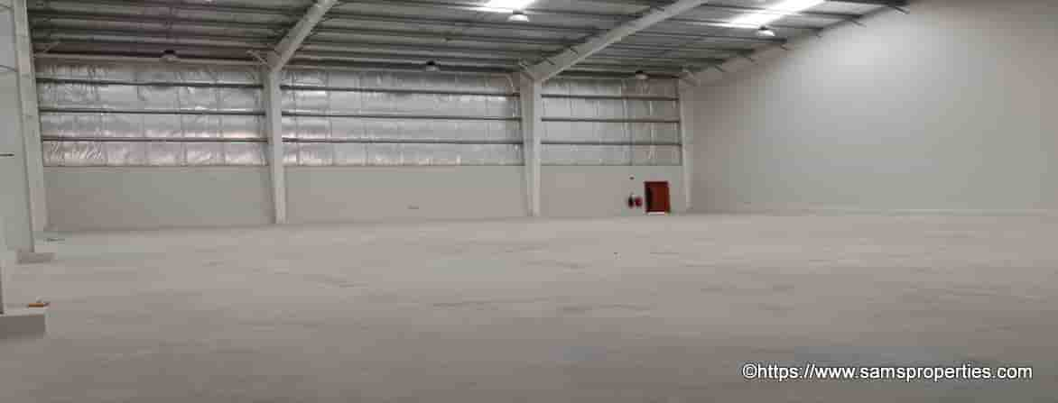 warehouse space rent