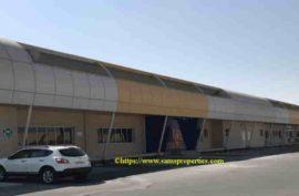 bahrain factory space rent