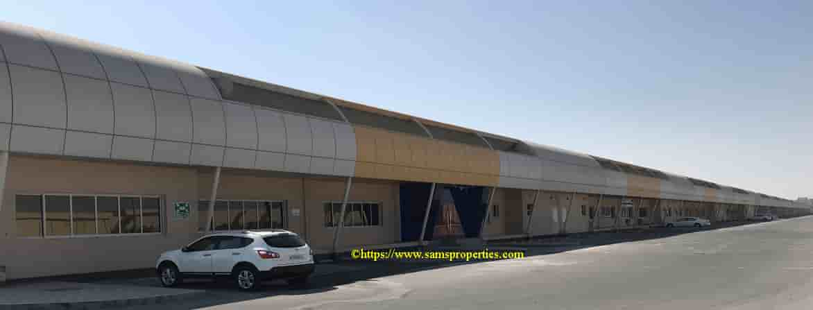 bahrain factory space rent