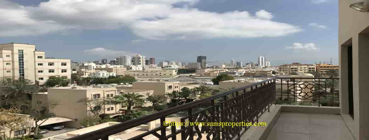 penthouse rent umm al hassam