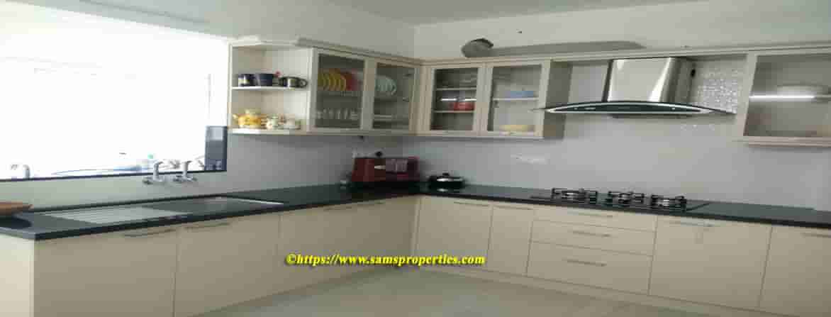 kochi furnished flat sale