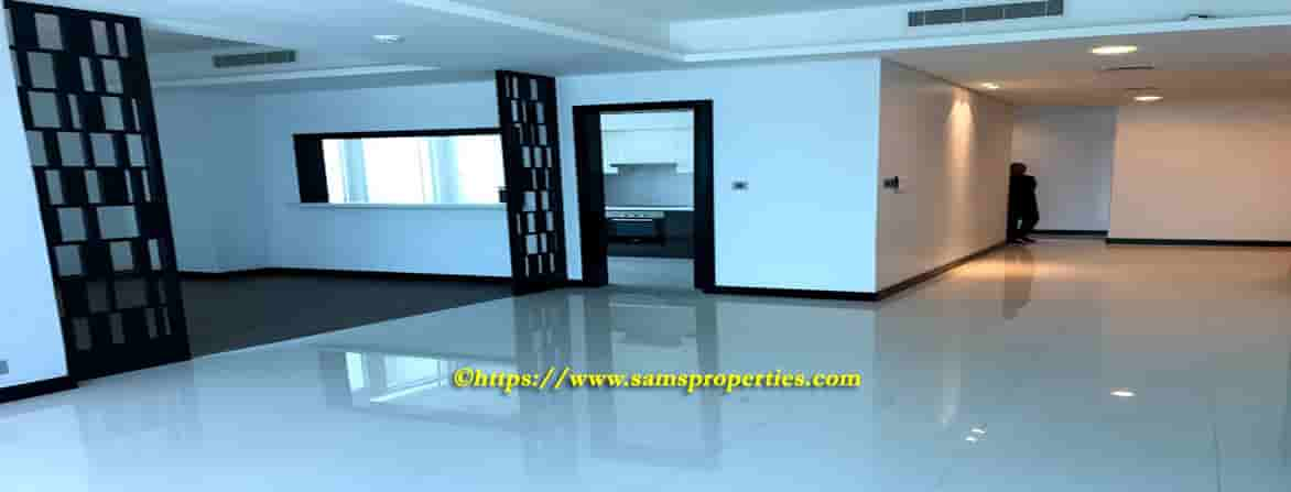 semi furnished flat sale