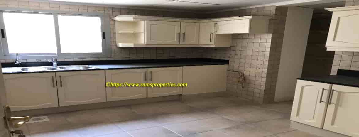 semi furnished one bedroom flat