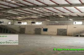 low cost warehouses