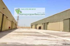 bahrain hidd warehouse