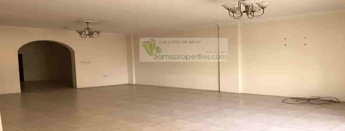 semi furnished apartment