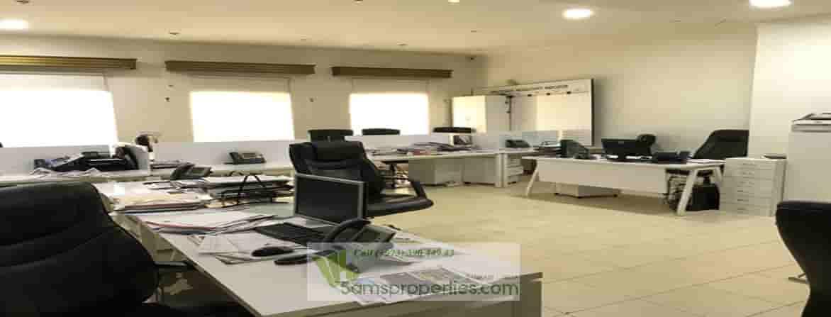 office villa