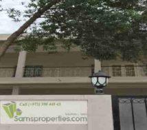 semi-furnished villa umm-al-hassam