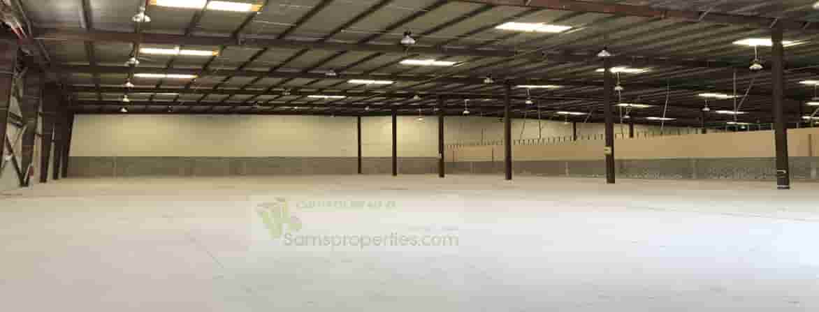 warehouse workshop rent