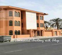 Commercial building rent