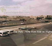 commercial property car park