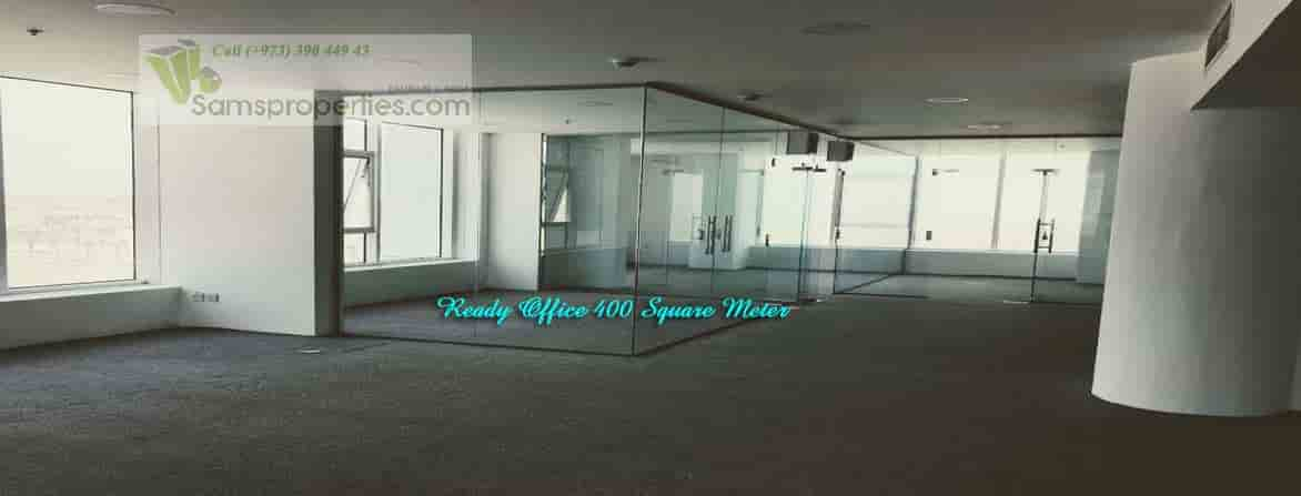 Bahrain open office rent