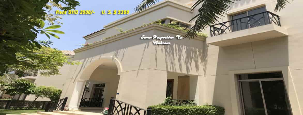 Private villa four bedrooms